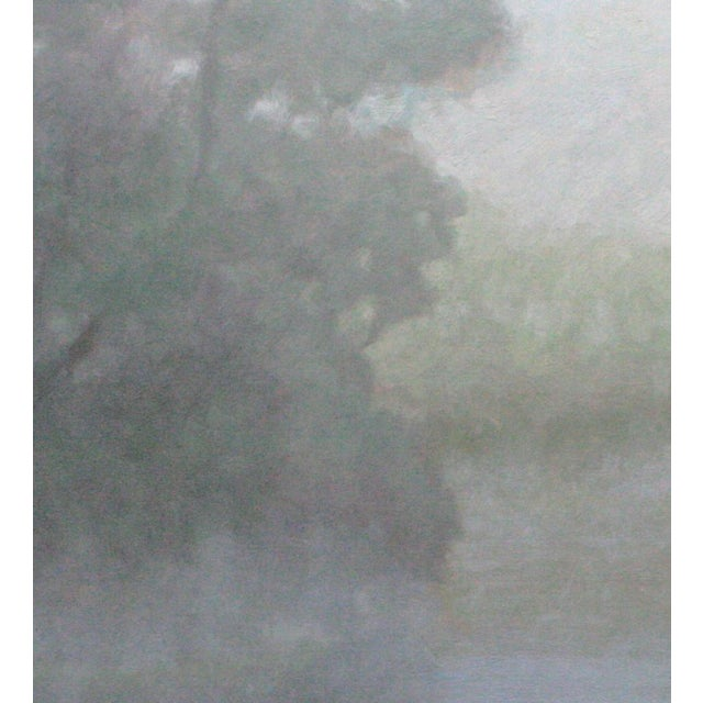 2010s Rob Longley, Mergansers Painting, 2016 For Sale - Image 5 of 7