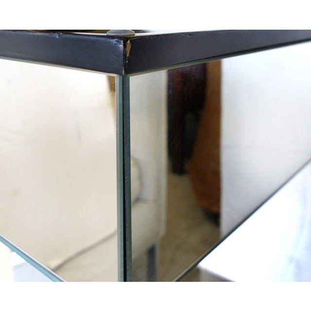 Angled Mirror Console -- or Dinning Table Base - Image 9 of 9