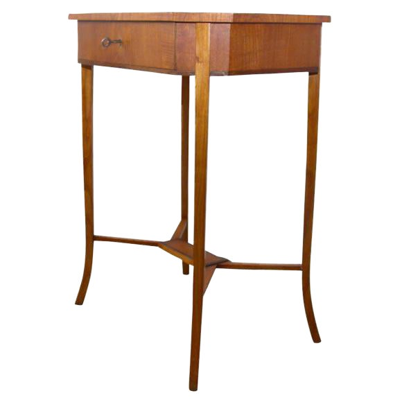 Swedish Occasional Table For Sale