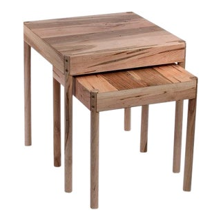 Phillips Nesting Tables by Wyatt Speight Rhue For Sale