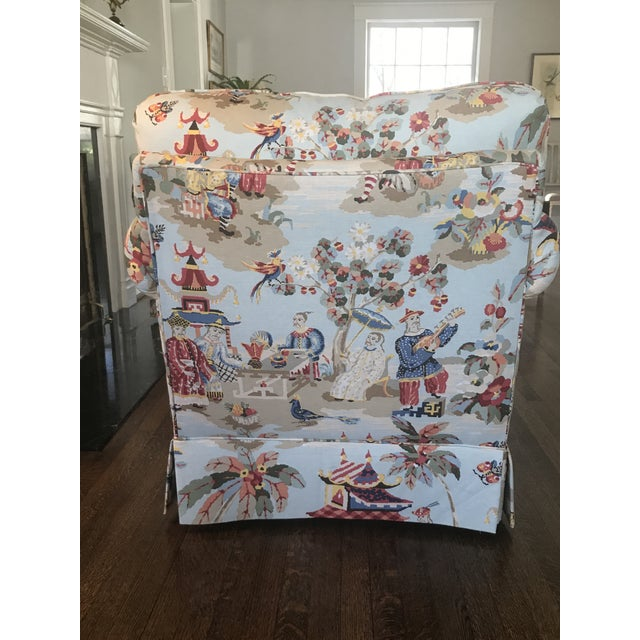 Brunschwig Amp Fils French Chinoiserie Xian Toile Fabric