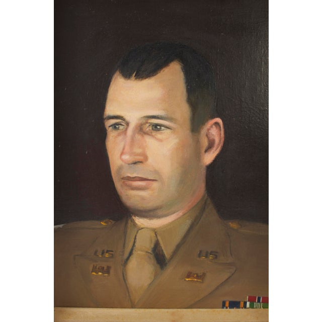 Portrait of a Military Man For Sale - Image 4 of 4