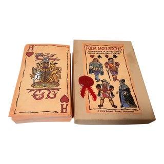 2009 Renaissance Themed Deck Cards For Sale