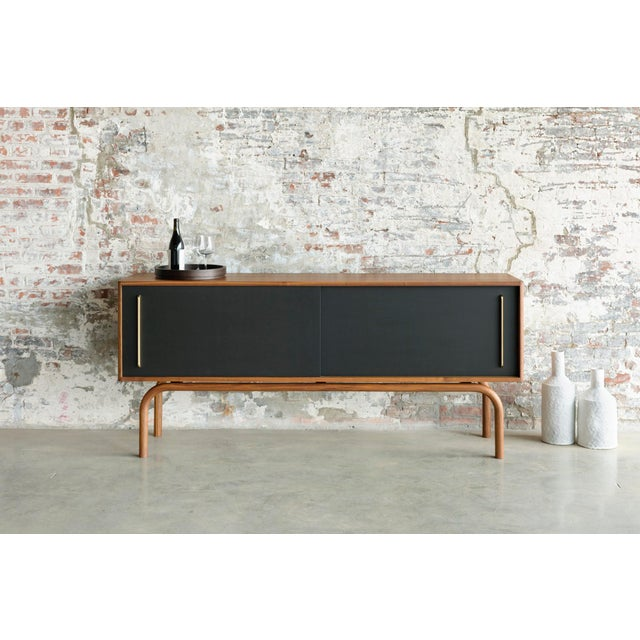 Inspired by the history and influences of the Prohibition era in the United States, Gatsby Credenza is designed to store...