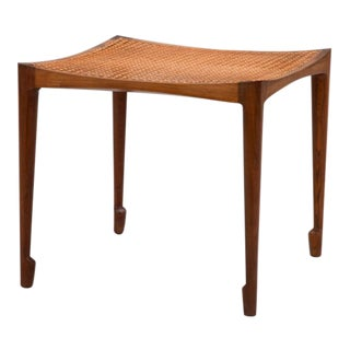 BERNT PETERSEN Stool ca.1960 For Sale