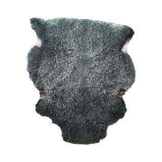 Gotland Sheepskin Throw Pelt - 2′8″ × 3′5″