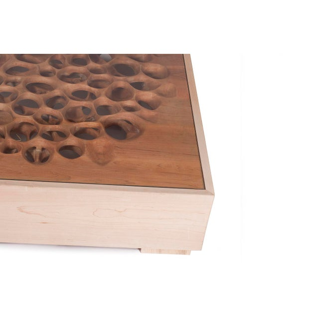 Not Yet Made - Made To Order Custom Loop Coffee Table For Sale - Image 5 of 6