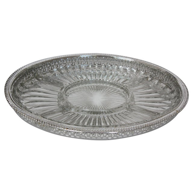 Mid-Century Relish Tray - Image 1 of 5