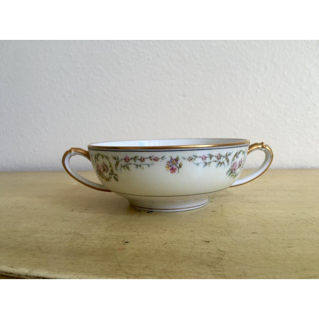 Haviland & Co Limoges France Petite Porcelain Bowl - Image 3 of 5