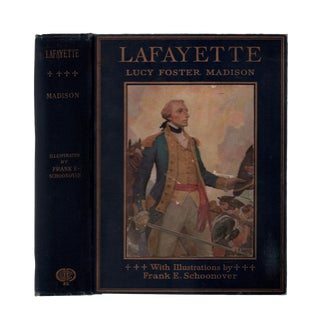 """1921 """"Signed Edition, Lafayette"""" Collectible Book For Sale"""