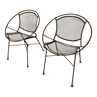 Tempestini for Salterini Radar Chairs - a Pair For Sale