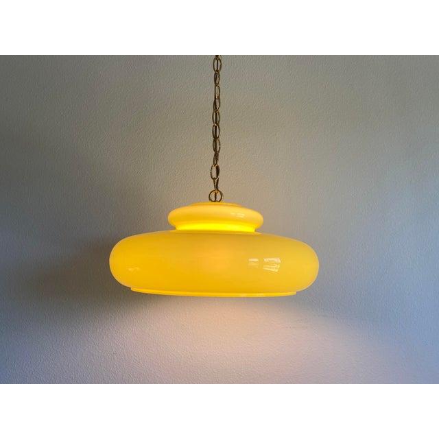 Italian Modern Pendant Chandelier For Sale - Image 6 of 12