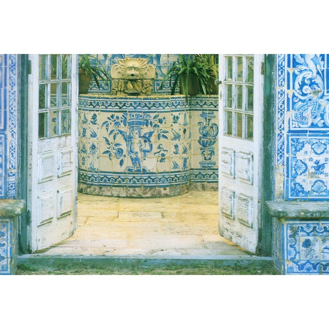 18th Century Greek Style Baroque Tiles - Set of 4 For Sale - Image 12 of 13