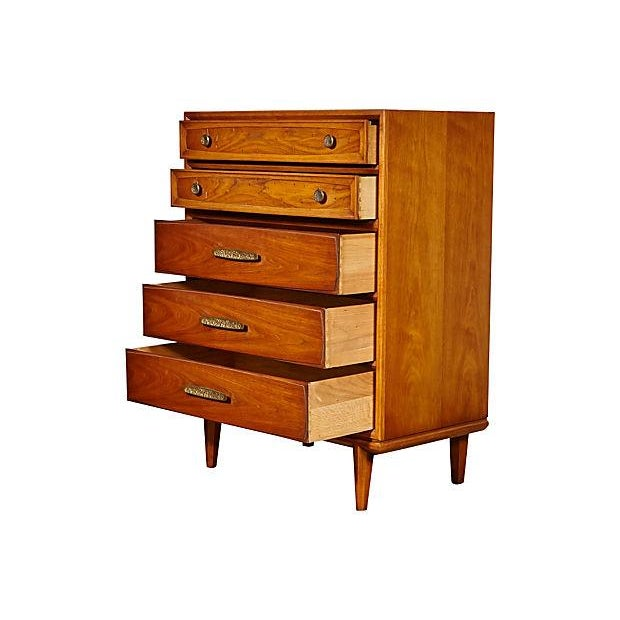 1960's Drexel Heritage Chest of Drawers - Image 2 of 6