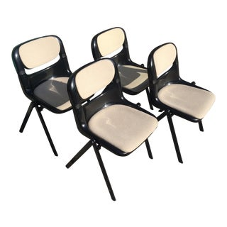 Castelli Vertebra Dorsal OPENArK Chairs - Set of 4
