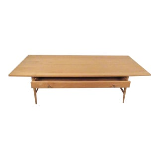 Paul McCobb Mid Century Coffee Table For Sale