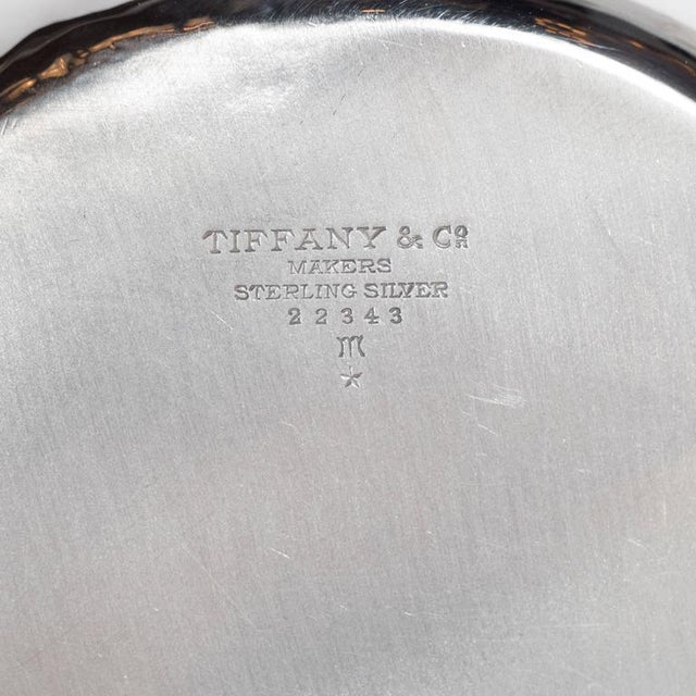 Fine Tiffany and Company Sterling Silver Pitcher For Sale In New York - Image 6 of 10