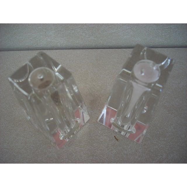 Oleg Cassini Designed Salt & Pepper Shakers - A Pair - Image 3 of 3