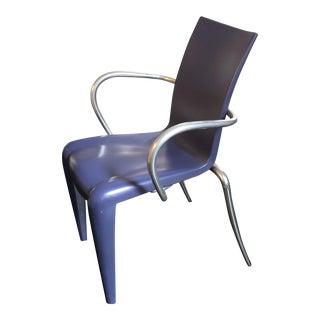 Vitra Philippe Starck Louis 20 Armchair -Blue