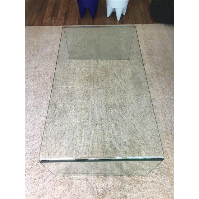 Safavieh Glass Coffee Table - Image 5 of 7