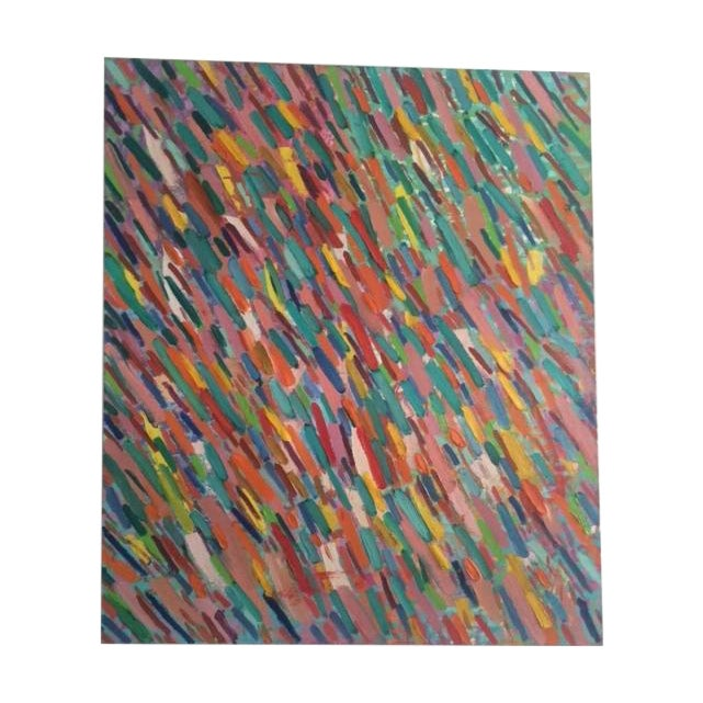 Mcm Amy Kool Acrylic On Canvas Painting Chairish