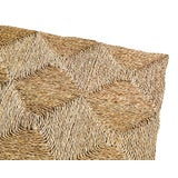 Image of Rush House for Chairish Original Seagrass Rug, 9' x 12' For Sale