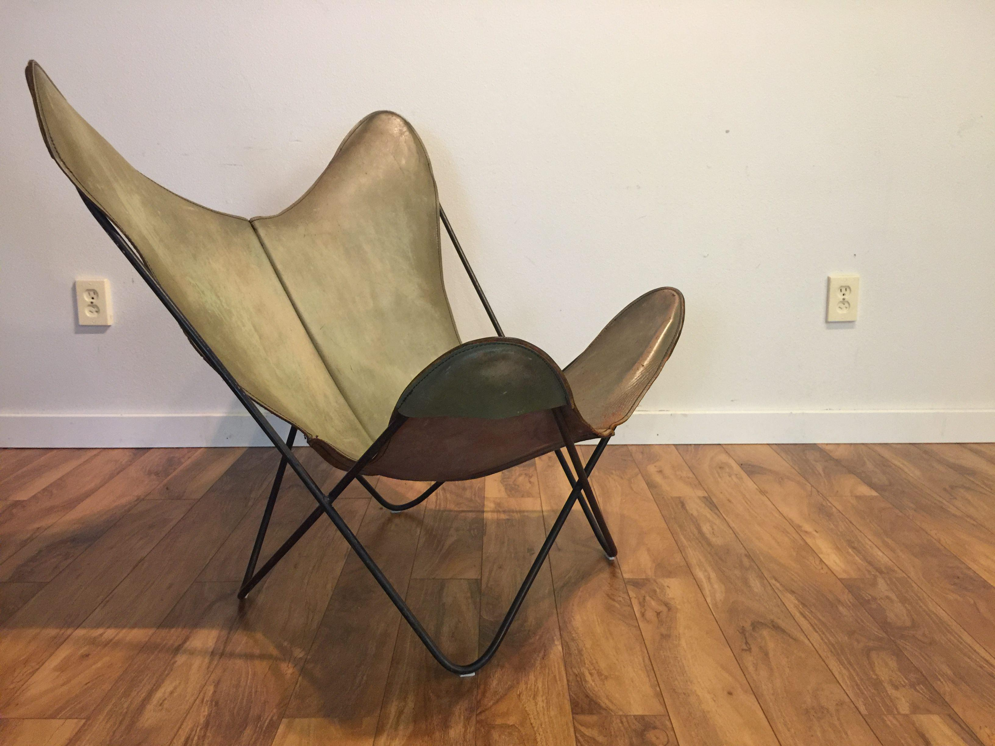 Vintage Knoll Butterfly Chair   Image 3 Of 11