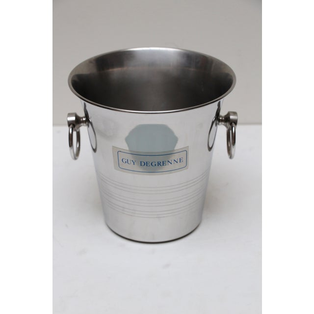 Guy Degrenne French Champagne Bucket - Image 2 of 9