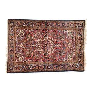 1920's Leon Banilivi Antique Persian Lillihan Rug For Sale