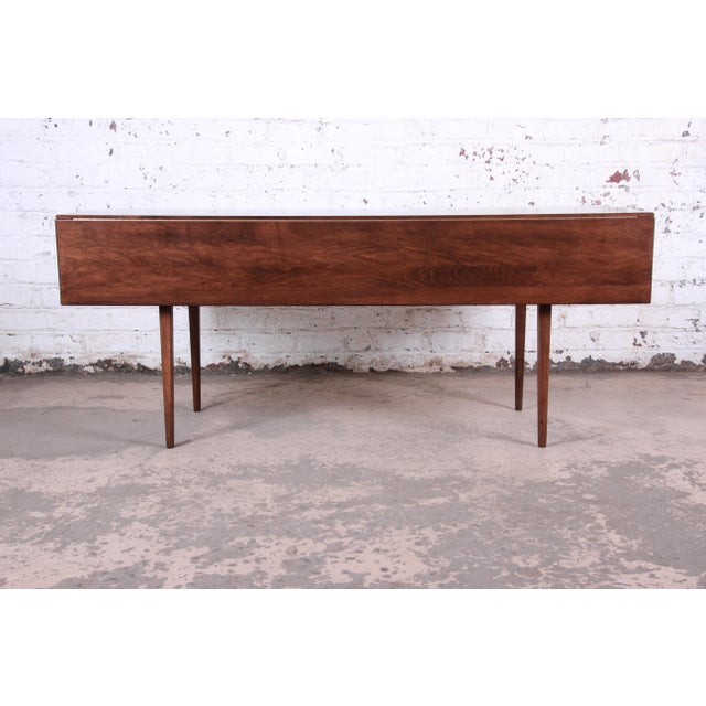 Paul McCobb Planner Group Mid-Century Modern Dining Set, Newly Restored For Sale - Image 10 of 13