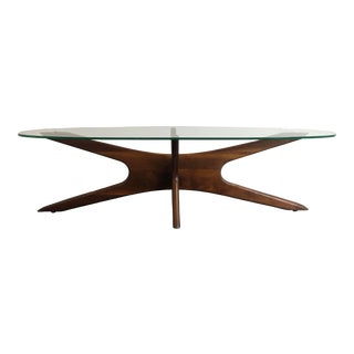 Adrian Pearsall Sculptural Wanlut Coffee Table For Sale