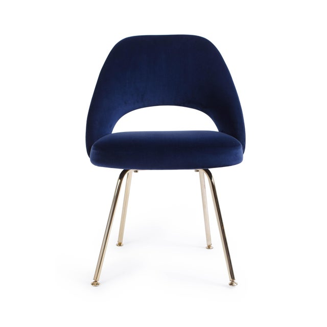 The next generation of Eero Saarinen's famed Executive Chairs have arrived. Edited by Montage, 100% authentic Eero...