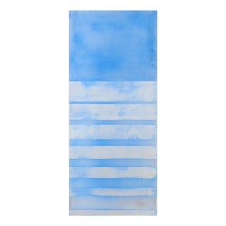 "Debra Ramsay ""Sky & Snow"", Painting For Sale"