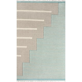 Novogratz by Momeni Karl Jules in Blue Rug - 9'X12' For Sale