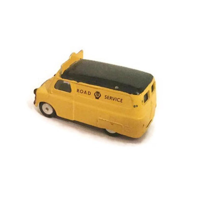 Diecast Corgi Bedford Aa Road Service Van Vintage British Toy Car - Image 5 of 6