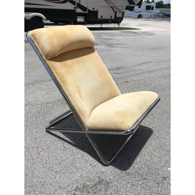 Herman Miller Ward Benett Scissor Chair - Image 2 of 5