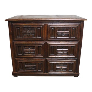 16th Century Spanish Chest of Drawers For Sale