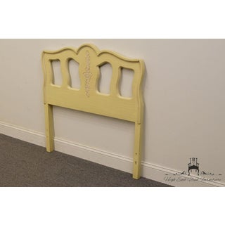 Late 20th Century Vintage American of Martinsville Cotillion Collection Twin Headboard Preview