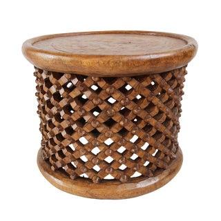 Bamileke Stool/Side Table