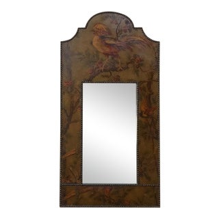 19th Century Swedish Painted Mirror For Sale