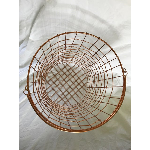 Copper Storage Basket - Image 4 of 5