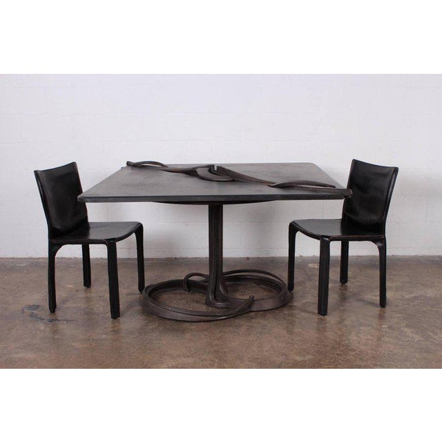 Dining Table by Albert Paley For Sale - Image 10 of 10