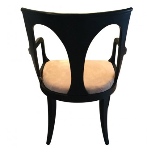 Kindel Furniture Kindel Belvedere Empire Armchairs & Side Chairs - Set of 6 For Sale - Image 4 of 6