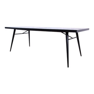 Paul McCobb for Planner Group Ebonized Extension Dining Table For Sale