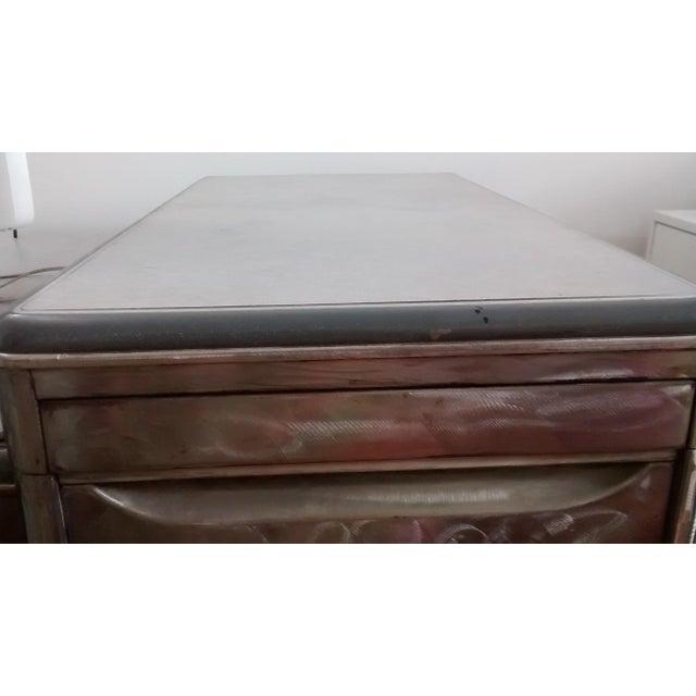 Vintage Tanker Desk - Image 5 of 9