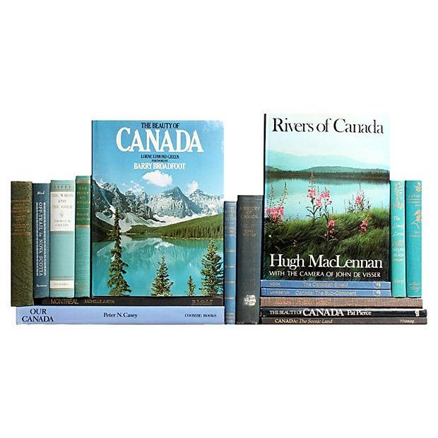 Canadian Bookshelf - S/17 - Image 1 of 2
