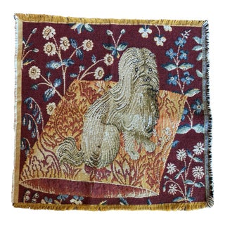1970s French Tapestry Textile Art For Sale