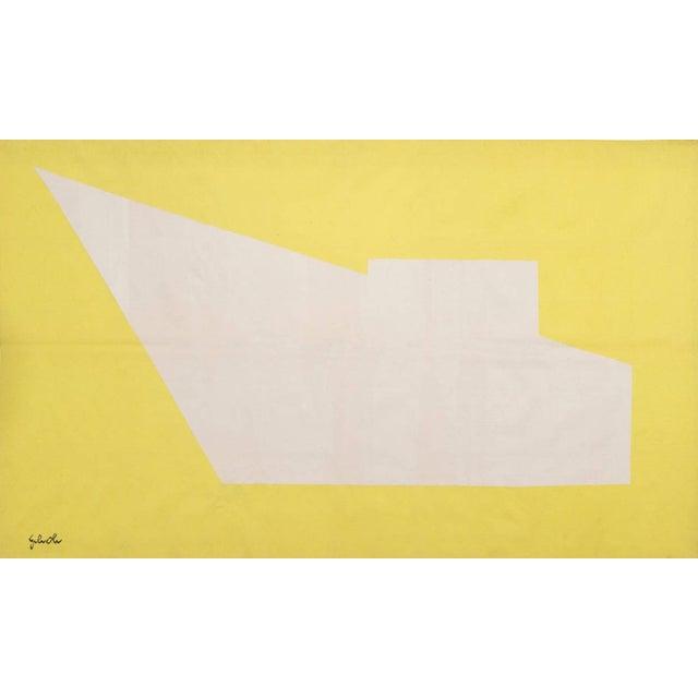 "Émile Gilioli (France, 1911 - 1977) Title: Agressivité Pure Hand signed ""Gilioli"" and numbered ""1/6"" on the bolduc Wool..."