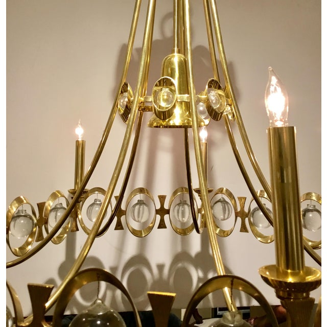 2010s Global Views Modern Jewel Tangle Chandelier For Sale - Image 5 of 7