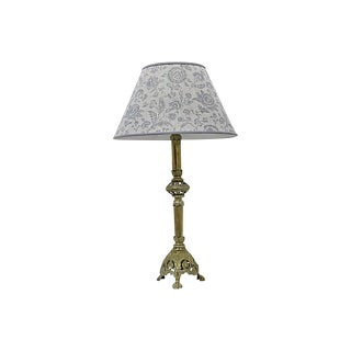 Vintage English Lamp / Pendant Shade For Sale